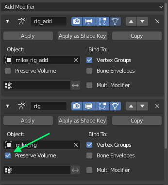 Game Engine Export — AutoRigPro Doc documentation